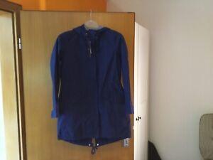 Levi's Damen Parka Leigh Fishtail Medieval Blau Gr:wählbar neu mit Etikett