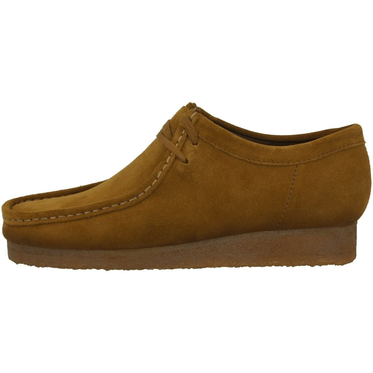 Clarks Wallabee Chaussures Hommes Chaussures Basses Chaussure Lacée Mocassins Cola 26133280