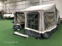 Teltvogne til salg Køb en brugt teltvogn billigt