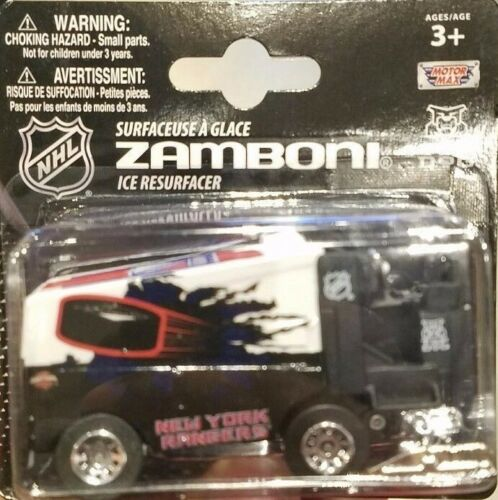Weitere Wintersportarten NHL 2015 NEW YORK RANGERs Zamboni  Brand Neu Top Dog Fanartikel