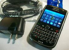 GOOD! BlackBerry Bold 9650 Camera WIFI Bluetooth QWERTY Video SPRINT Smartphone