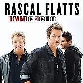 Rascal Flatts - Rewind (2014) cd