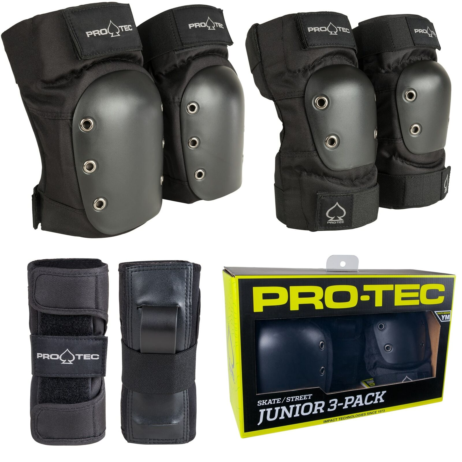 Pro-Tec Street Youth complete Padset