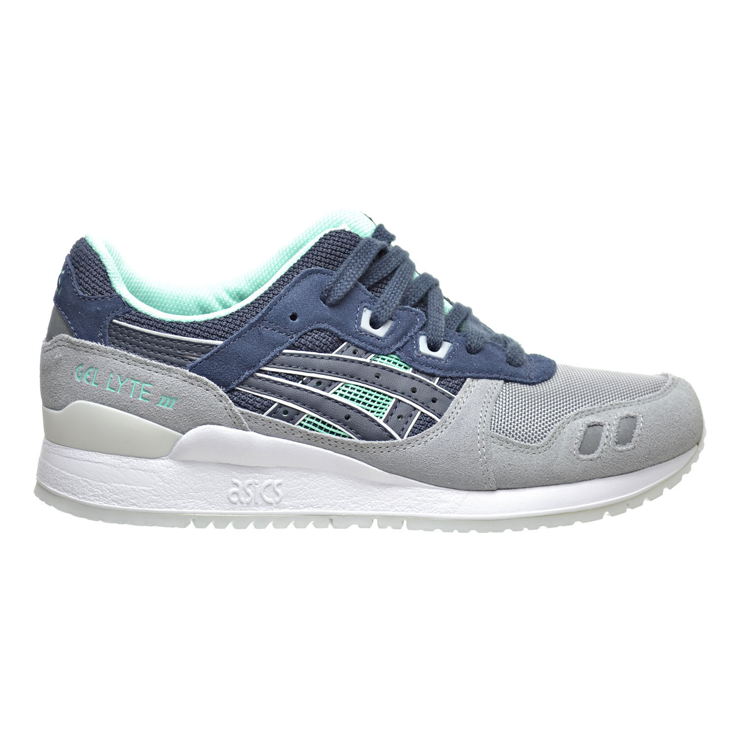 Asics Gel-Lyte III Men's Shoes India Ink/India Ink h6x2l-5050
