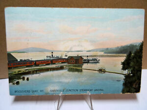 1908-Postcard-Greenville-Junction-Steamboat-Landing-Moosehead-Lake-Maine