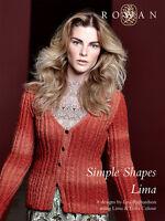 Rowan ::simple Shapes Lima:: Book