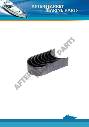 B25 Rpls: 270136 rod Volvo Penta con bearing kit STD B23