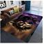 3D She Wolf Dream Catcher Non Slip Rug Carpet 80 x 160CM Elegant