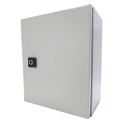 Stahlblech Schaltschrank AP Schaltschrank Industriegehäuse Leergehäuse IP54 Neu