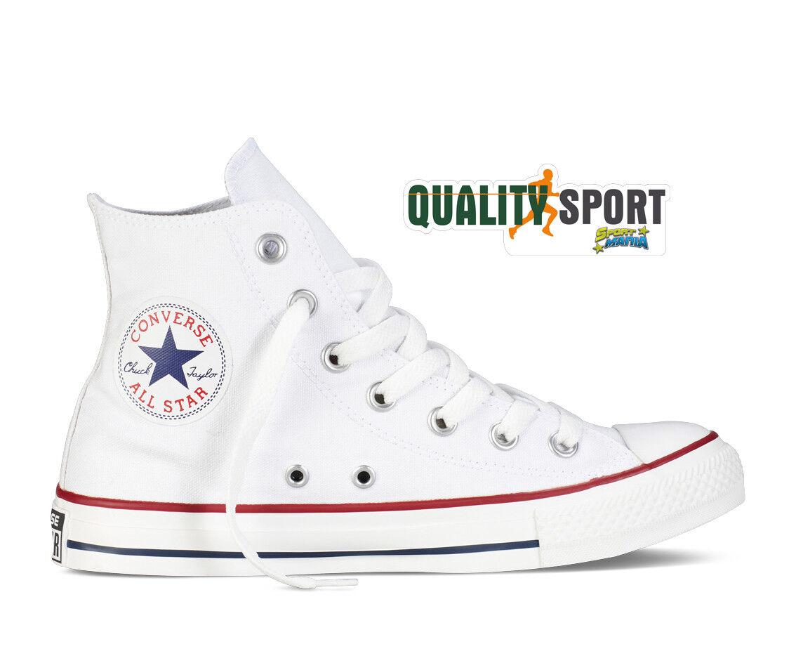 Converse All Star Chuck Blanco Taylor All Star Hi Blanco Chuck  zapatos Zapatos Sneakers M7650C 1b1c24
