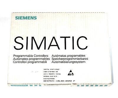 SIEMENS 6ES7 421-1BL00-0AA0 USED
