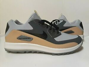 buy online 94a5d 3fecf Details about Nike Air Zoom 90 IT NGC Golf Shoes Rory mcillroy 904770 001  Grey size 14
