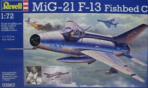 MiG-21F-13-Fishbed-C-1-72-Revell