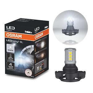 OSRAM LEDriving SL LED PS19W 6000K Cool White Car Bulb (Single) PG20-1 | 12V