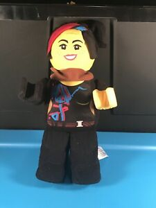 The-LEGO-Movie-2-Lucy-Plush-Doll-14-034-Tall-Soft-Toy-RARE