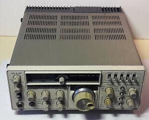 Yaesu-FT-107M-HF-Ssb-Cw-Am-FSK-Tranceiver-For-Parts-or-Repair