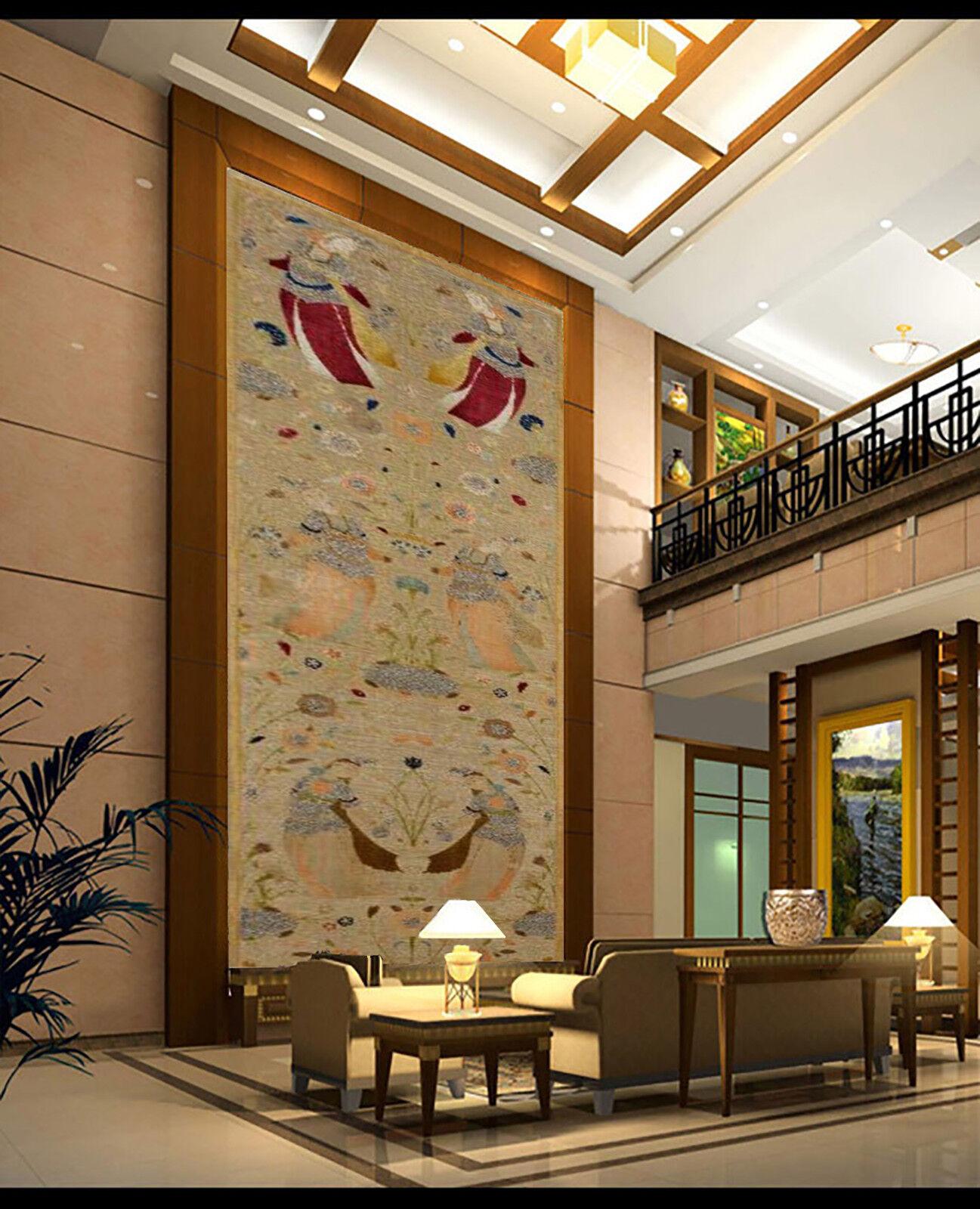 3D Klassisches Muster 667Tapete Tapeten Mauer Foto Familie Tapete Wandgemälde DE