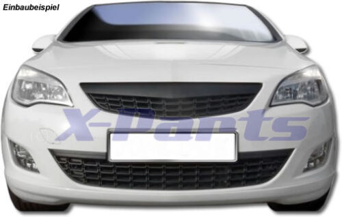 Sport Kühlergrill Opel Astra J GRILL o.Emblem NEU alle