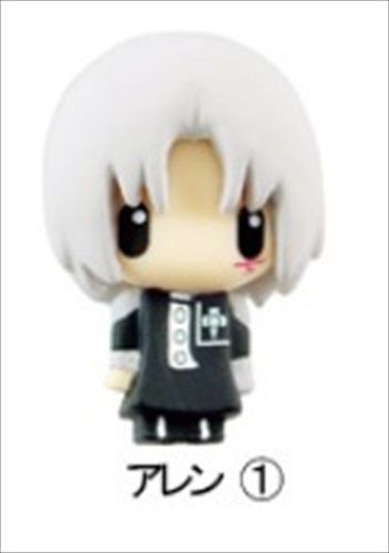 Movic D Gray Man Charamate Mascot Figure