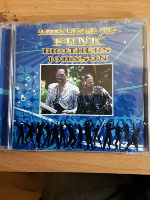 Brothers Johnson The Best Of Funk Cd