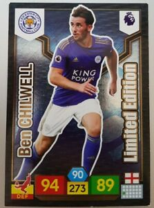 2019-20-PANINI-EPL-Soccer-Card-Ben-Chilwell-Limited-Edition