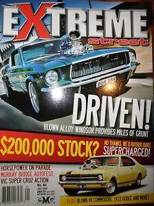 Xtreme-Street-40-HK-Monaro-AP6-Valiant-VK-Commodore-67-Mustang-Valiant-Charger