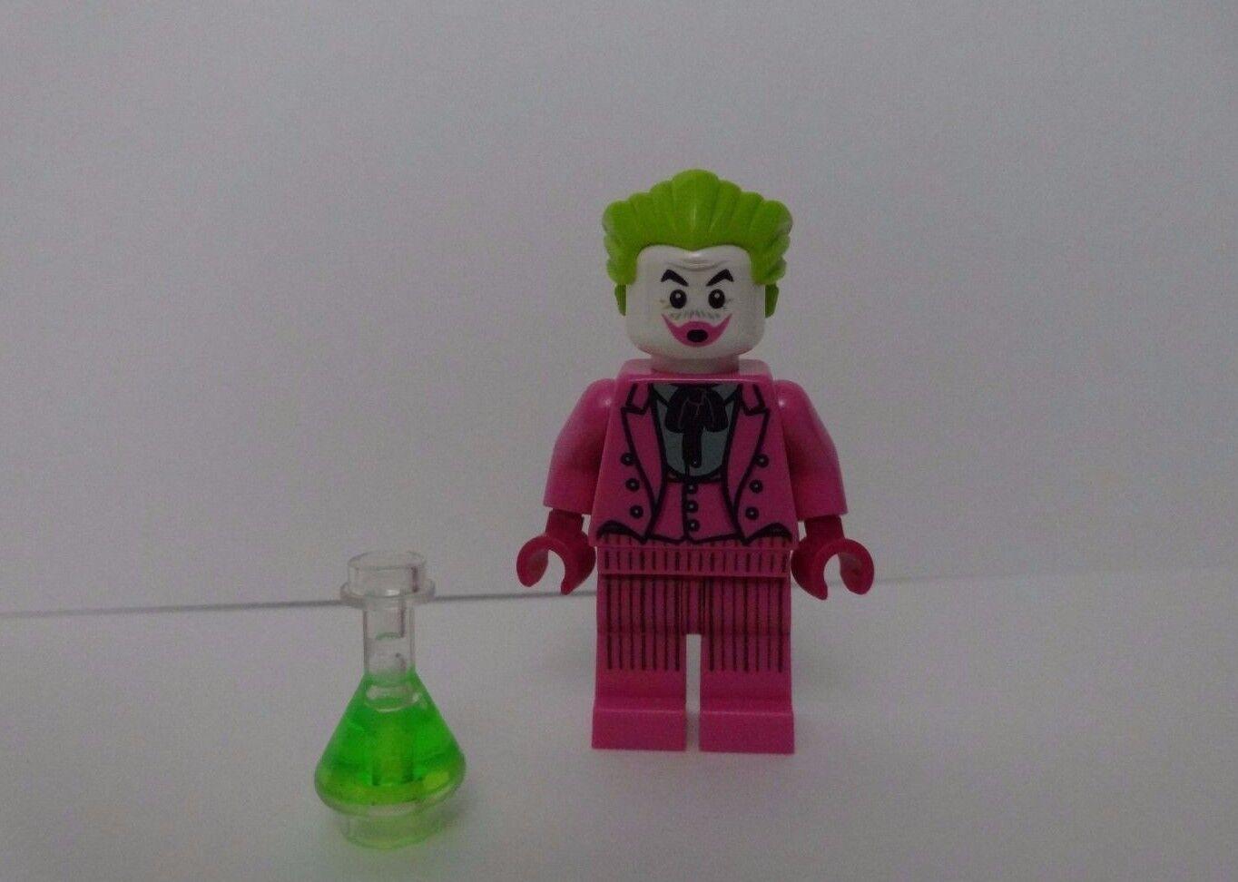 LEGO 76052 Batman Classic TV Series Joker minifig figure Brand New