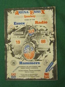 SPEEDWAY-Arena-Essex-v-Stoke-8-Sept-1988