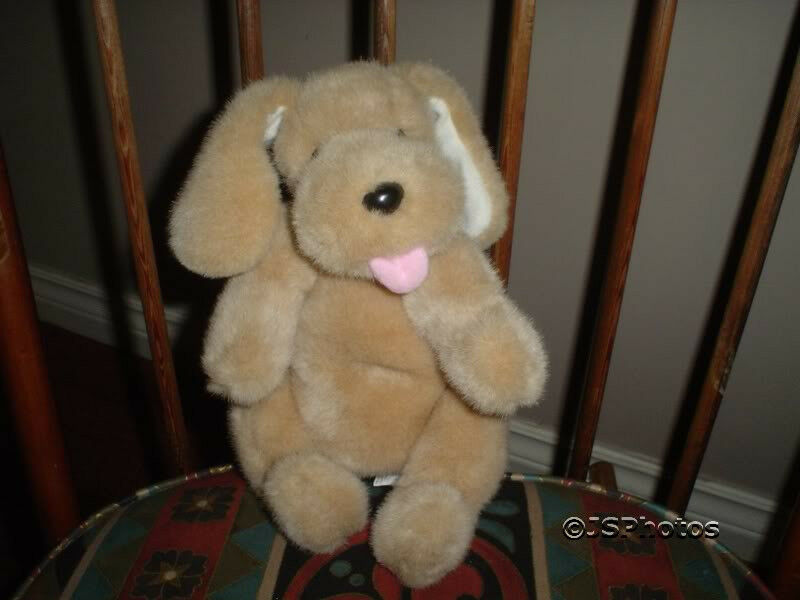 Ganz Heritage Collection Dog 1991 Jointed RARE