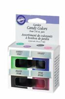 Wilton Garden Candy Color Set , New, Free Shipping on sale