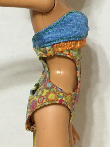Barbie My Scene Glam Beach Chelsea Doll Bikini Swimsuit Outfit Rare