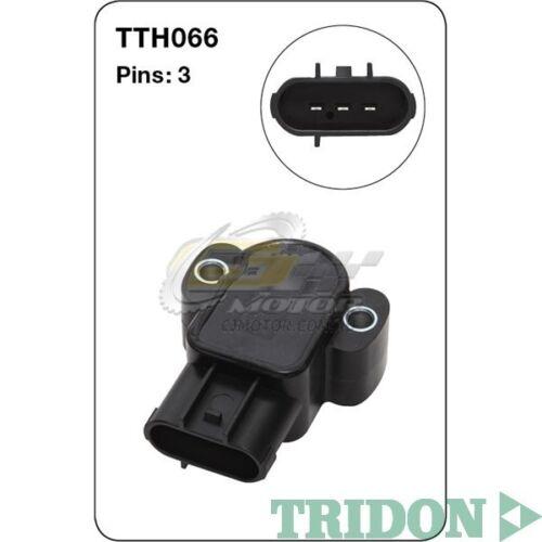 SOHC 12V Petrol TRIDON TPS SENSORS FOR Ford Courier PH 01//06-4.0L 1V