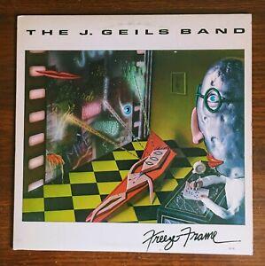 J-Geils-Band-Freeze-Frame-EMI-Centerfold-LP-Vinyl-SOO-17062-Record-Album-Wax