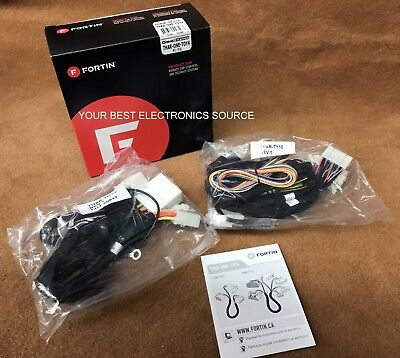 regular key vehicles Fortin THAR-ONE-TOY1 T-Harness for Toyota and Scion 2008