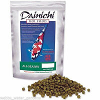 Dainichi All-season Koi Fish Food 11 Lbs Medium Pellet