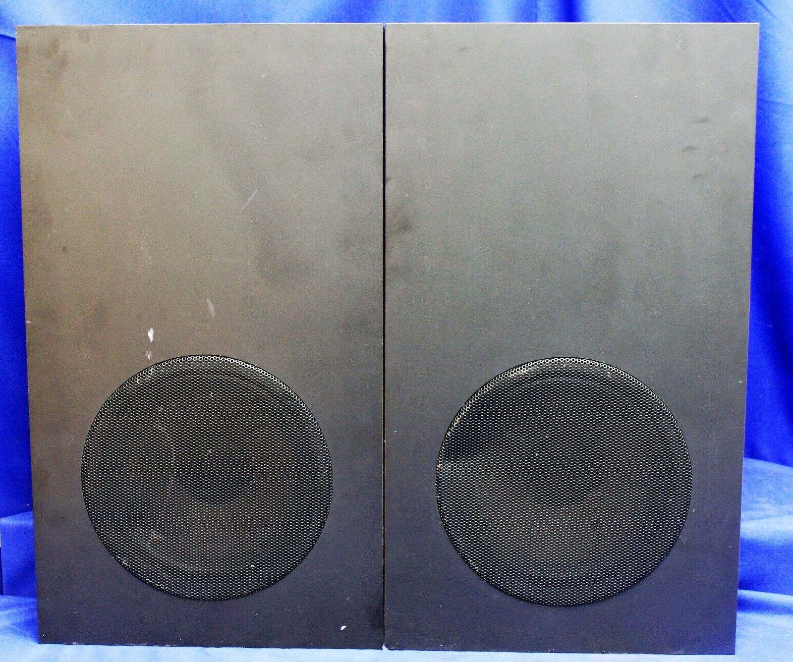 A Pair Cambridge Soundworks Ensemble By Henry Kloss Passive Woofers (2)