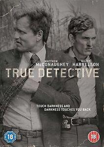 TRUE-DETECTIVE-COMPLETE-SERIES-1-DVD-1st-First-Season-One-Original-UK-Release-R2