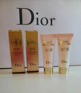 Dior Prestige La Mousse Micellaire Cleansing Foam 10ml X 2 Squeaky Clean Finish Ebay