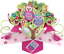 POP UP CARTES DE VŒUX 3D Anniversaire Cartes