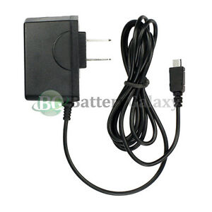 1 2 3 4 5 10 Lot Micro USB Wall AC Charger for Samsung Galaxy S6/Edge/Core Prime