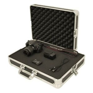 Gorilla-Alu-DSLR-Camera-Photography-Protective-Carry-Flight-Case-Pick-and-Fit