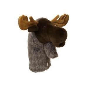 Daphne-039-s-Golf-Novelty-Headcover-Moose