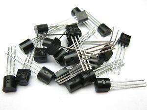Lote-de-2-Transistores-2N3819-Transistor-NPN-FET-TO92