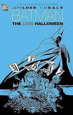 Batman: The Long Halloween by Jeph Loeb (Paperback, 1999)
