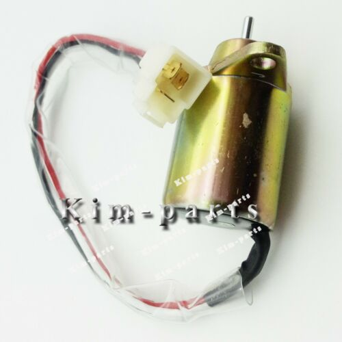 Yanmar shut off Fuel Solenoid Replaces Thermo King TK 41-6383