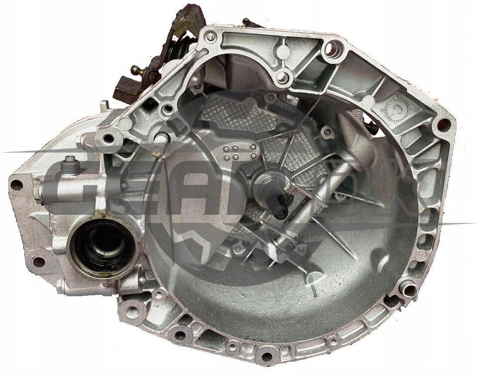 Gearkasse Ford Fiesta Fusion 1.4 16V 2N1R7002CB