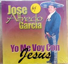 Yo Me Voy con Jesus- Jose Alfredo Garcia- CD de musica cristiana