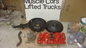 Details about 71Chevelle Chevy SBC intake manifold 3973467 2 barrel 350  Carburetor Air cleaner