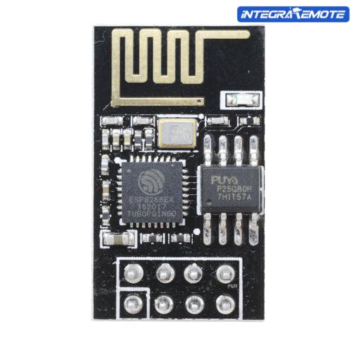 ESP8266 ESP-01S Serial Wireless WIFI Module Adapter ESP-01//01S PCB Breadboard