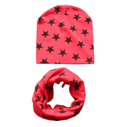 Autumn Winter Toddler Infant Boy Girl Turban Cotton Beanie Hat Warm Cap LC